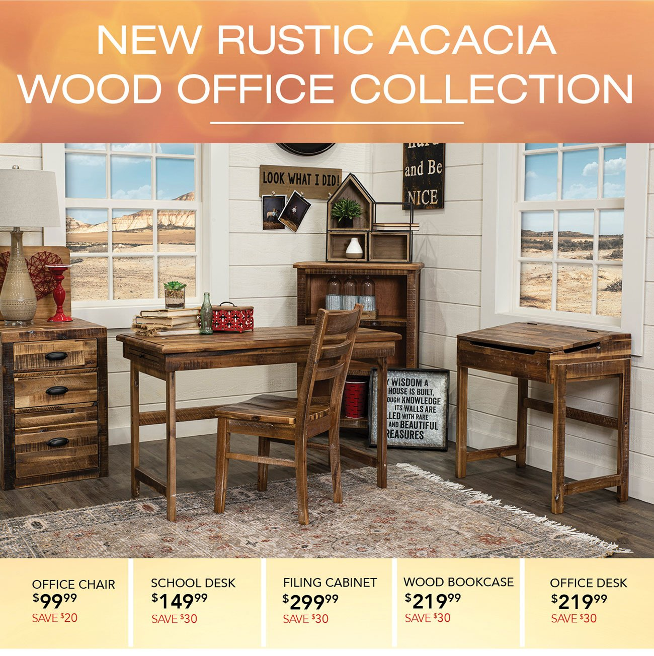 Acacia-collection