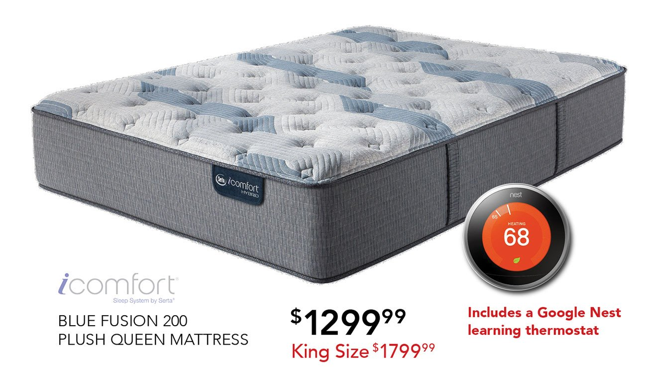 icomfort-queen-mattress