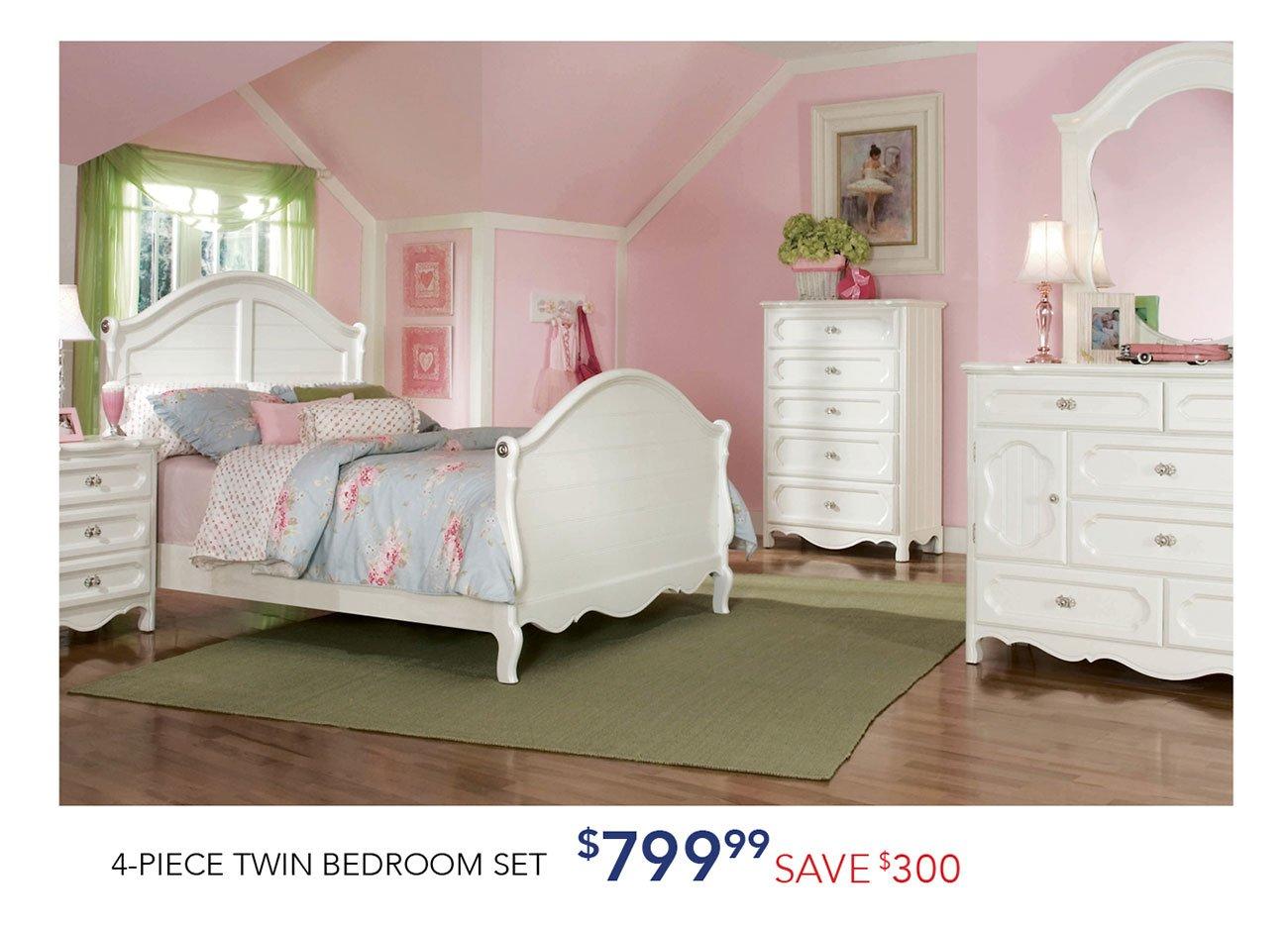 4-piece-twin-bedroom-set
