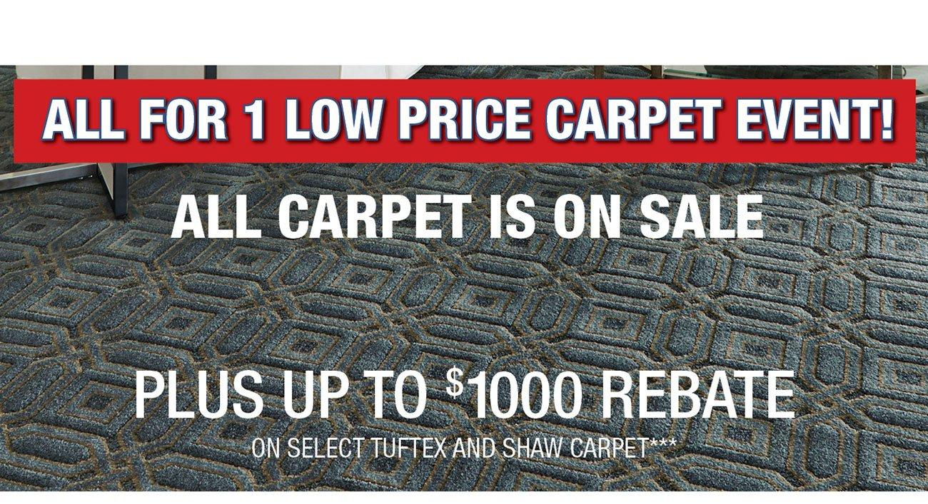 Carpet-event