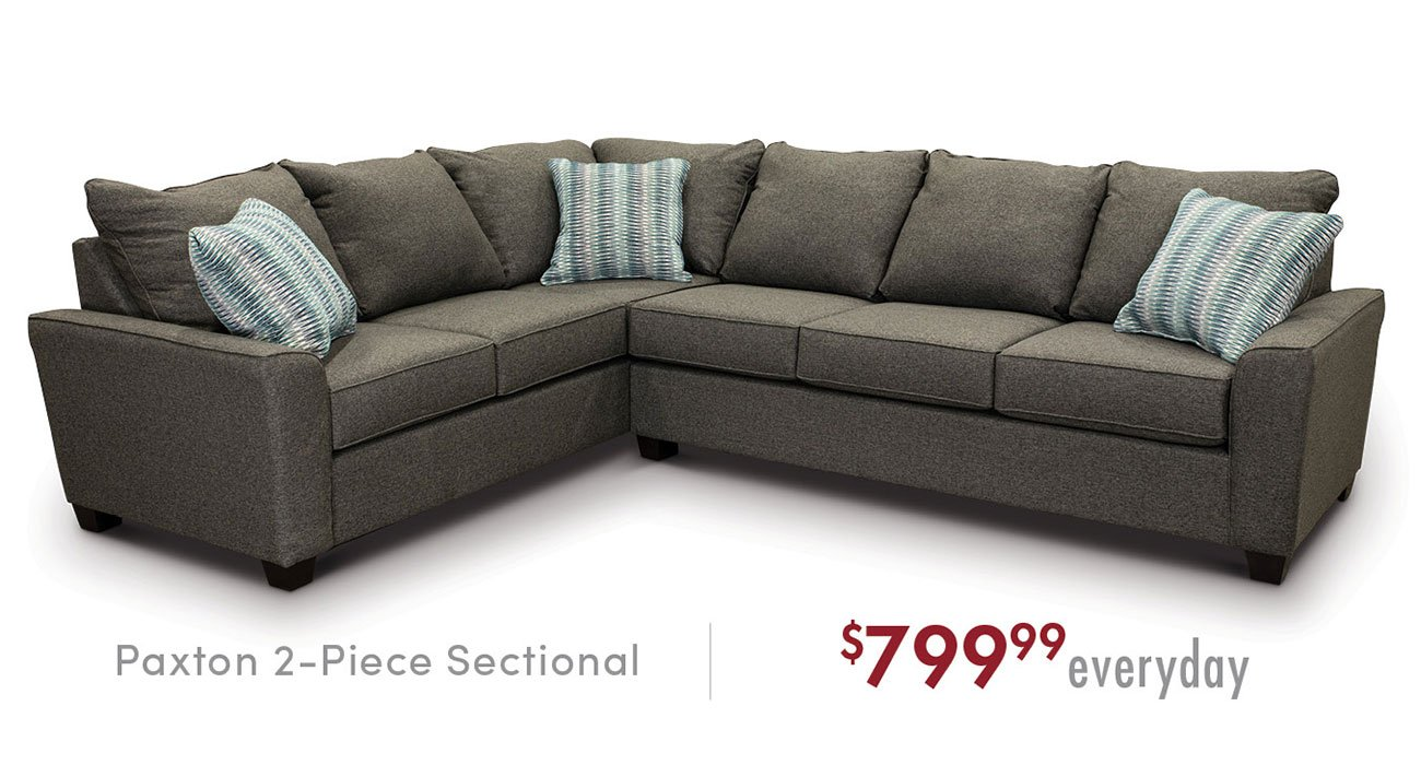 Paxton-sectional
