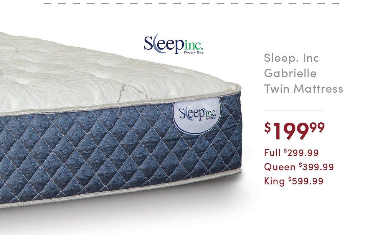 Sleep-inc-gabrielle-twin-mattress