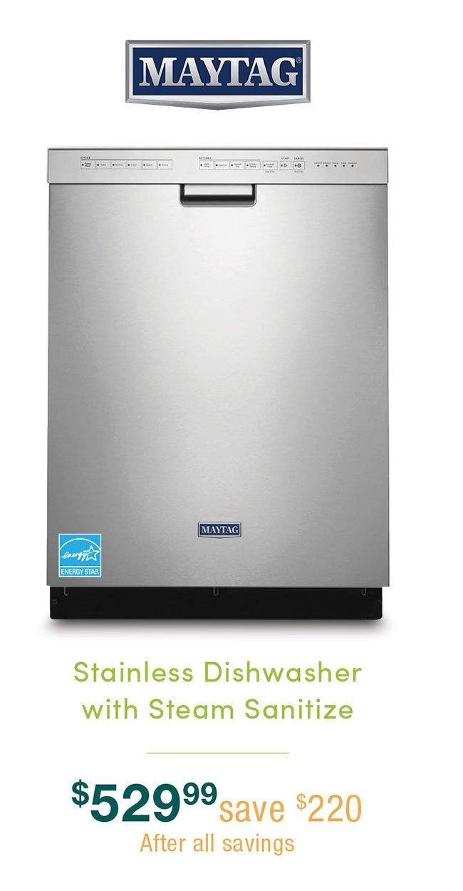 Maytag-dishwasher