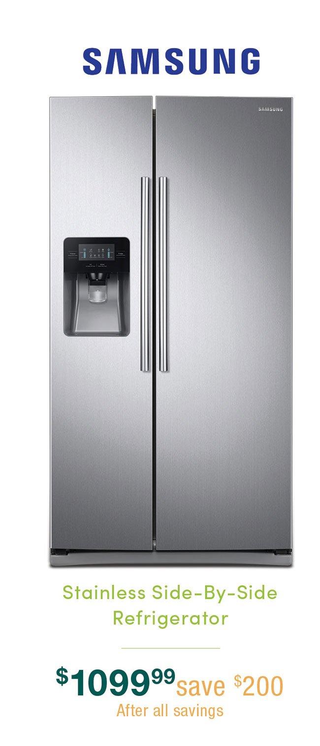 Samsung-side-by-side-refrigerator