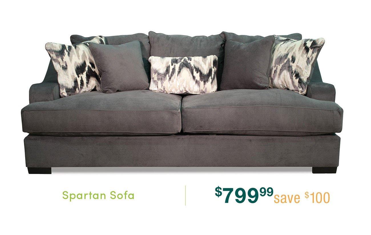 Spartan-sofa