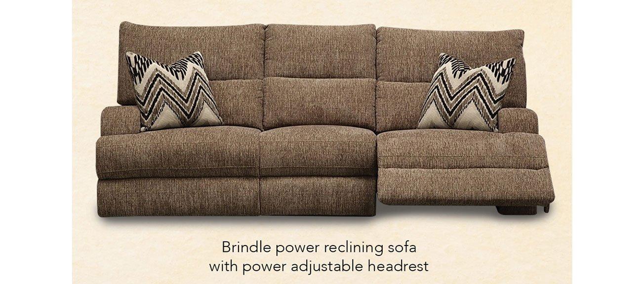 Brindle-power-reclining-sofa