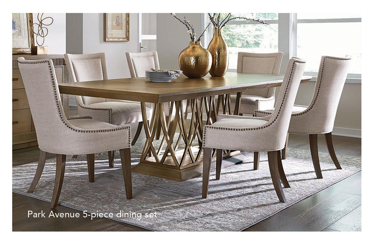Park-avenue-5-piece-dining-set