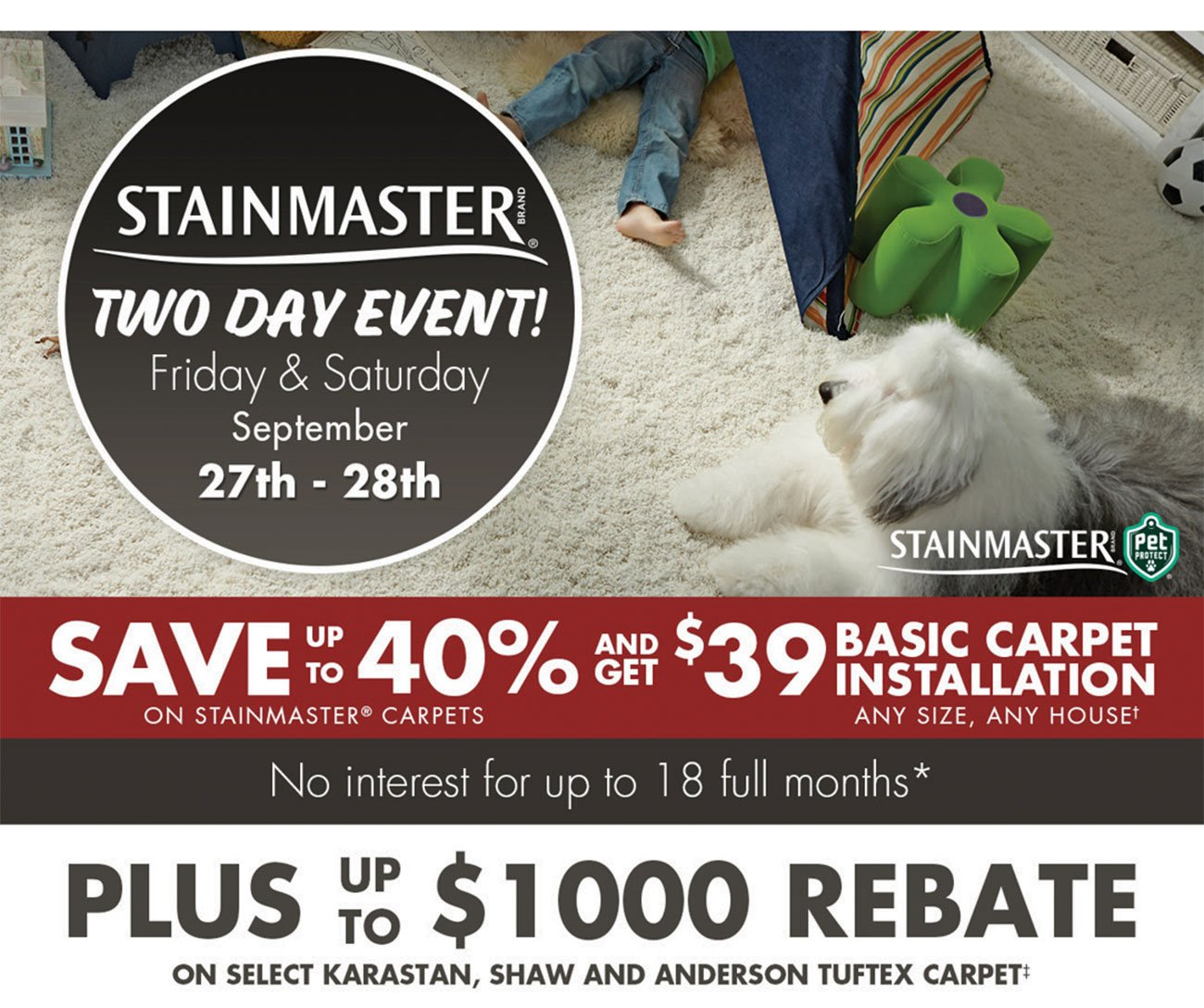 Stainmaster-Event-UIV