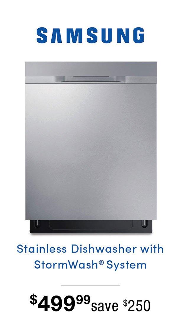 Samsung-dishwasher