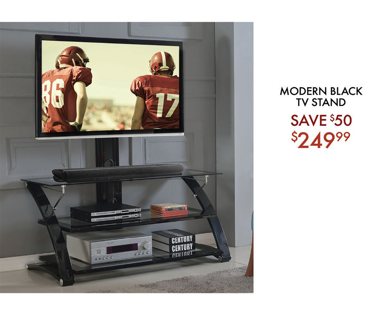 Modern-Black-TV-Stand