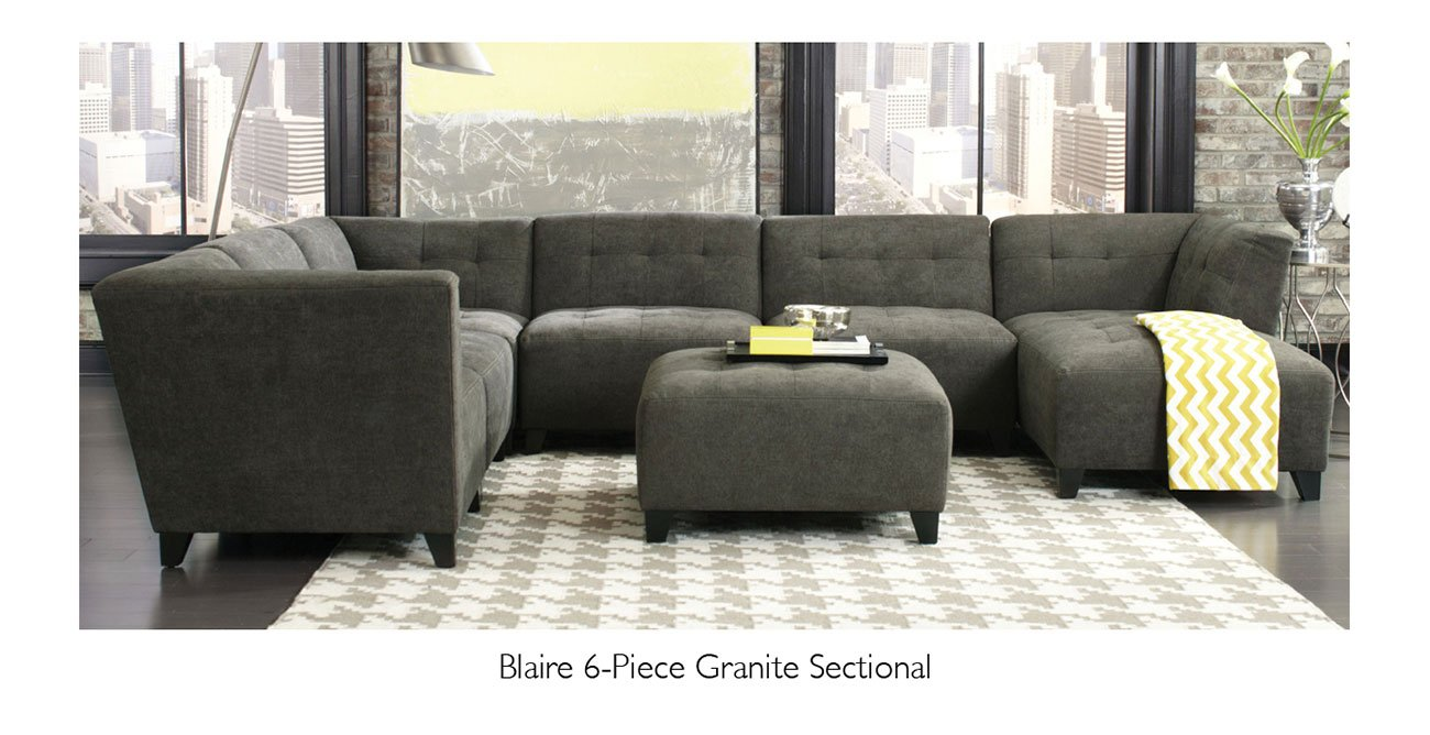 Blaire-granite-sectional