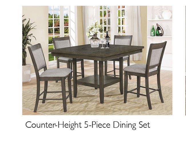 Counter-height-dinng-set
