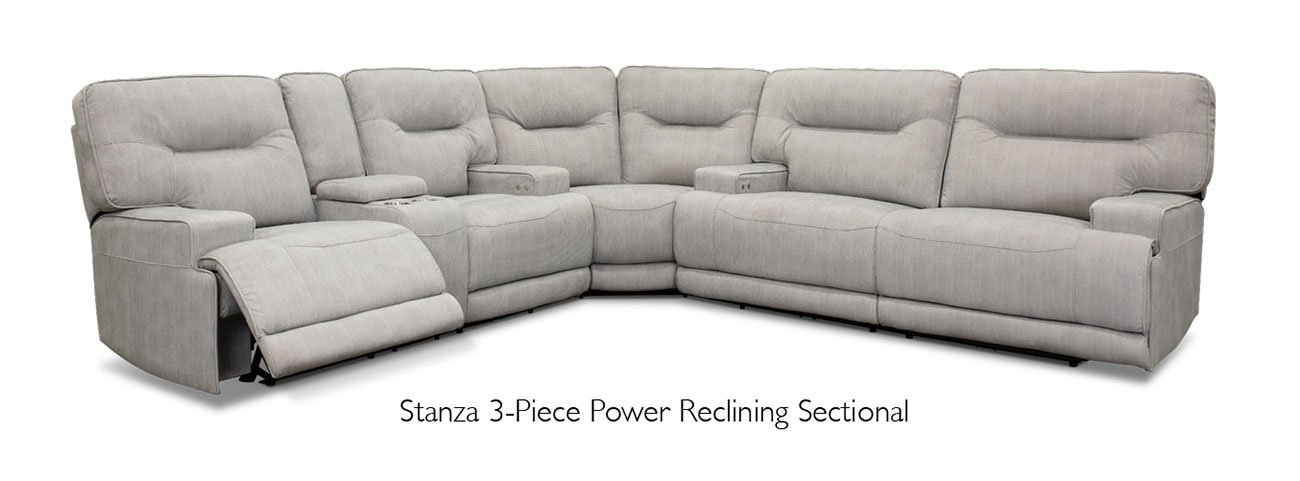 Stanza-power-reclining-sectional