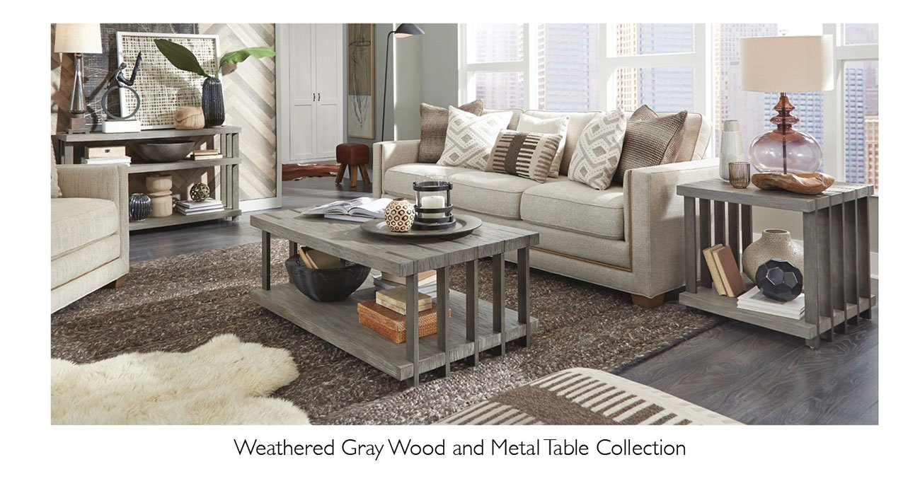 Weatherd-gray-wood-and-metal-table-collection