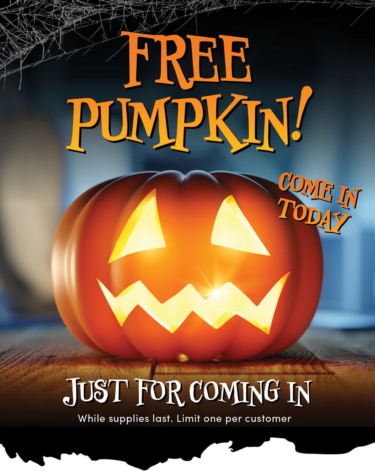 Free-pumpkin