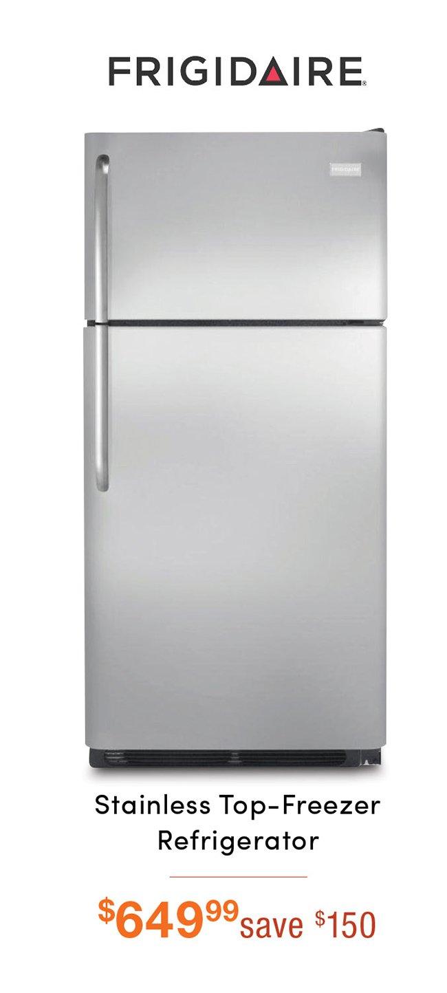 Frigidaire-top-freezer-refrigerator