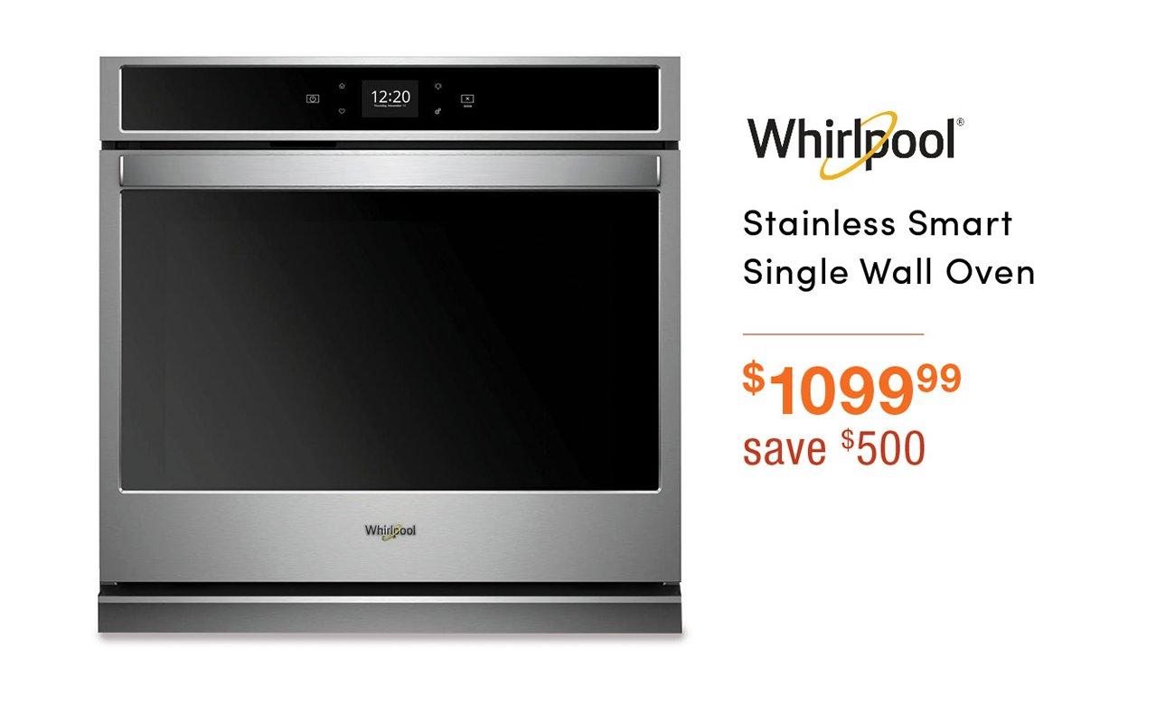 Whirlpool-smart-wall-oven