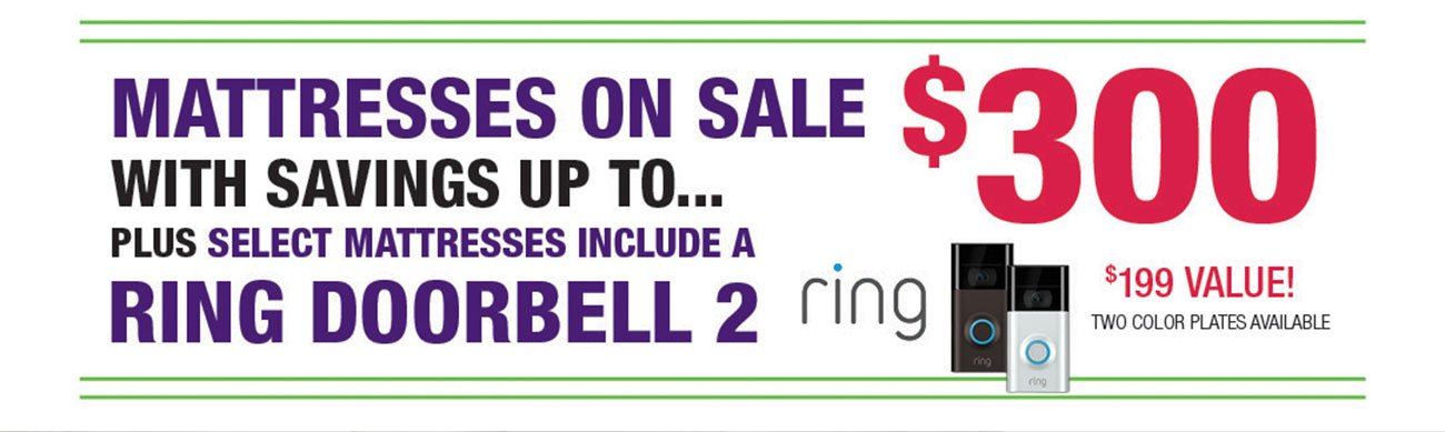 Mattress-on-Sale-Plus-Ring-Doorbell-UIRV