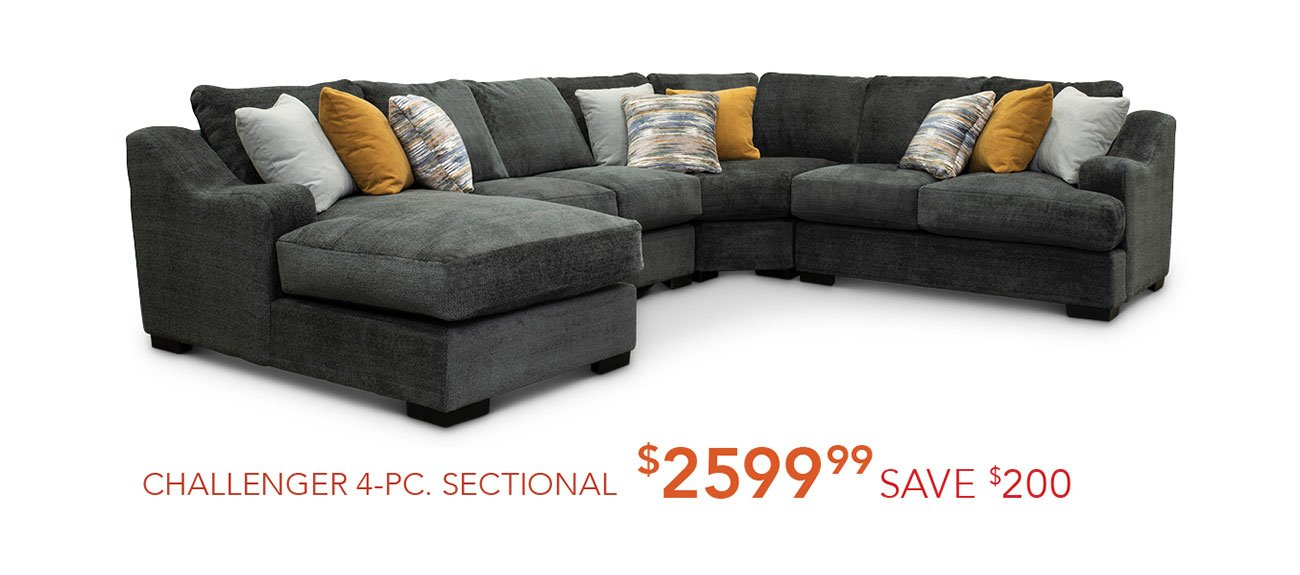 Challenger-sectional