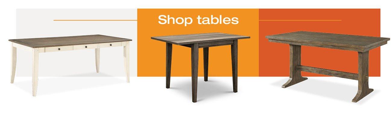 Shop-tables
