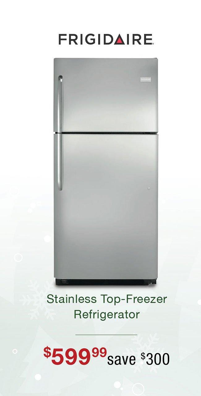 Frigidaire-stainless-refrigerator