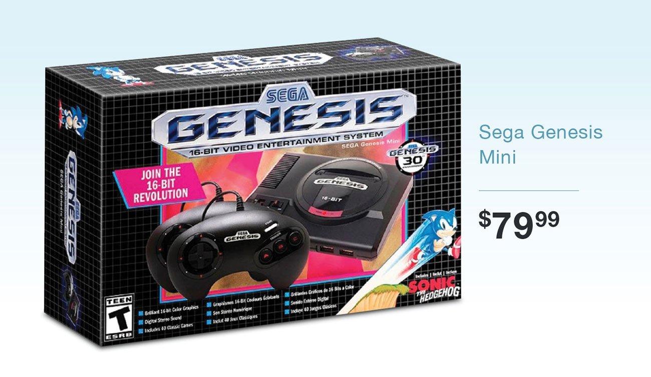 Sega-genesis-mini