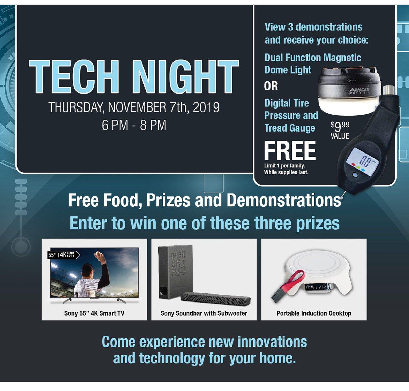 Tech-night