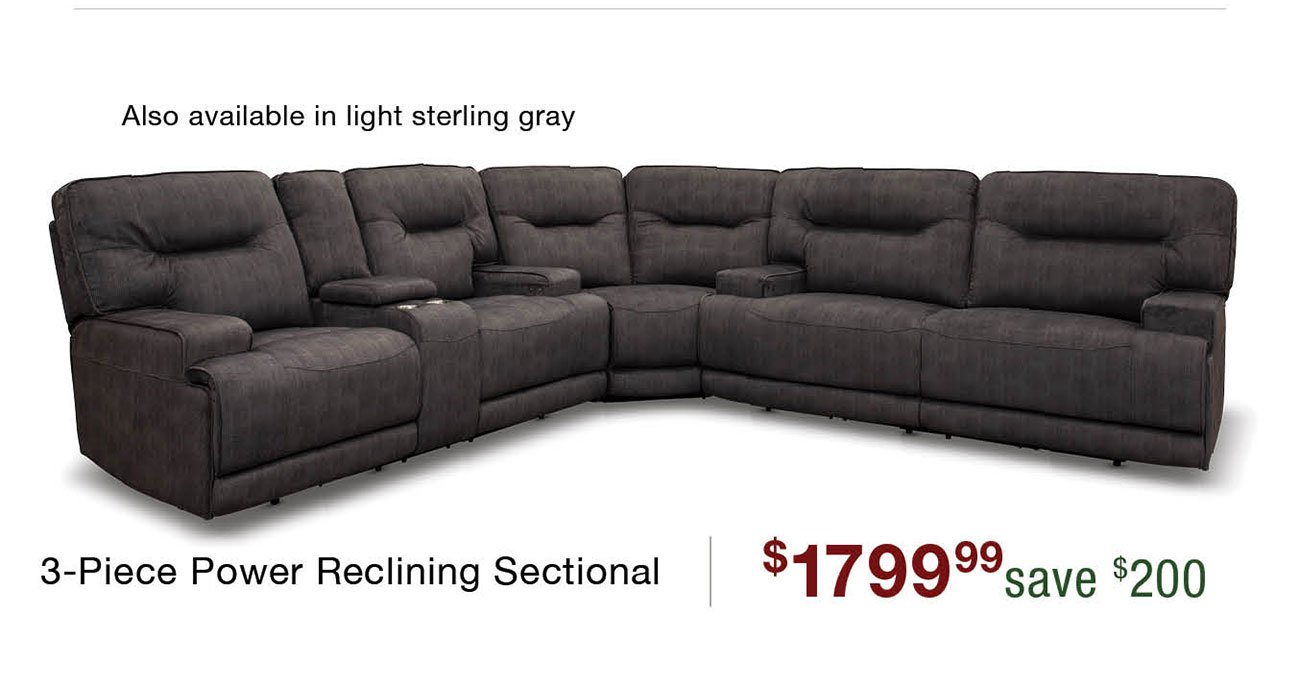 Gray-reclining-sectional