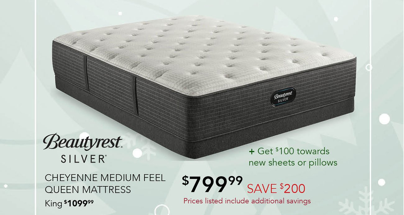 Beautyrest-queen-mattress