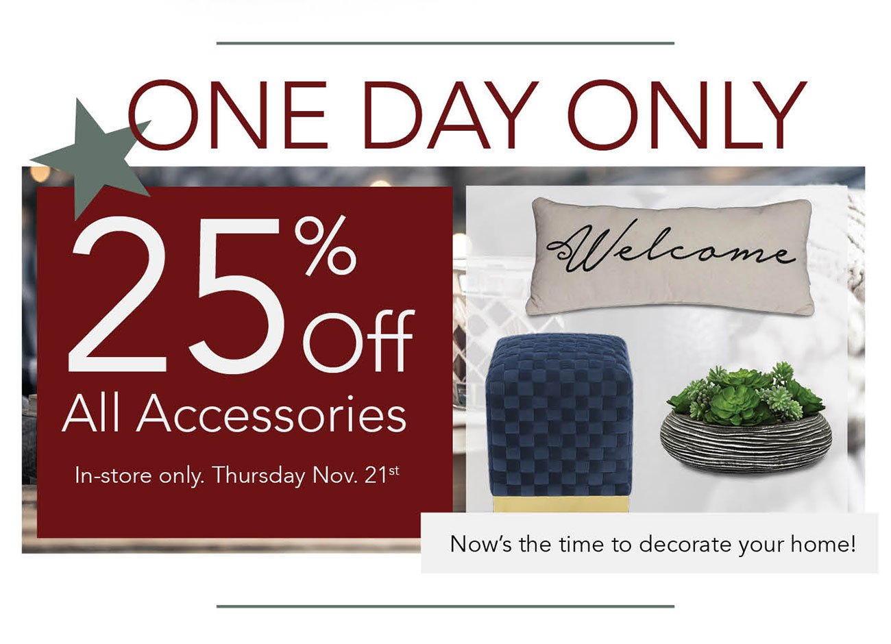One-day-only-sale