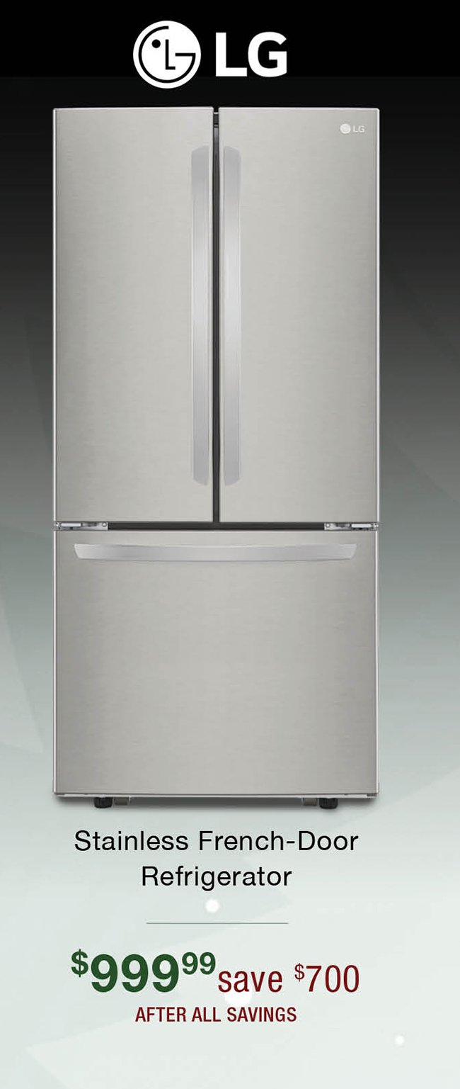Lg-stainless-refrigerator