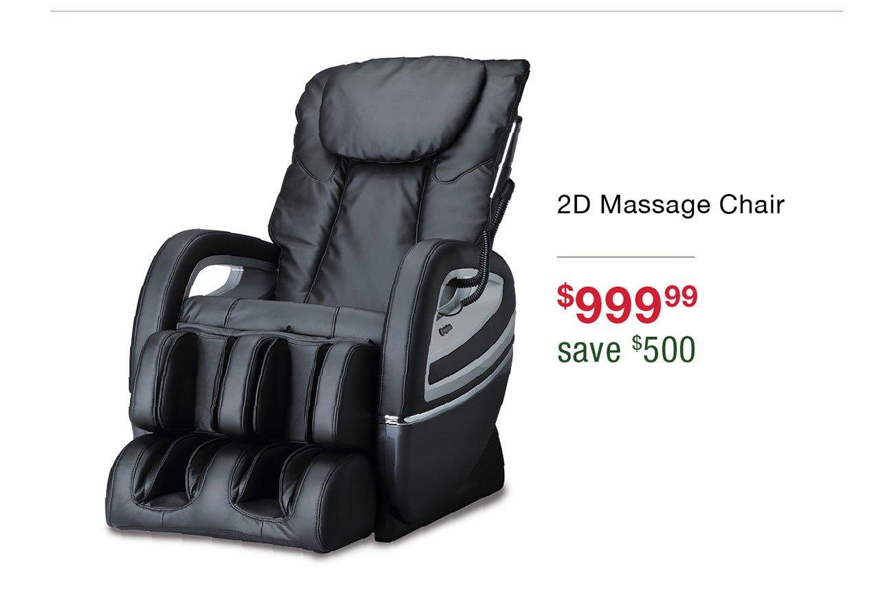 2D-massage-chair
