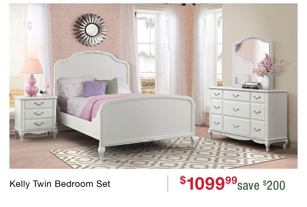 Kelly-twin-bedroom-set