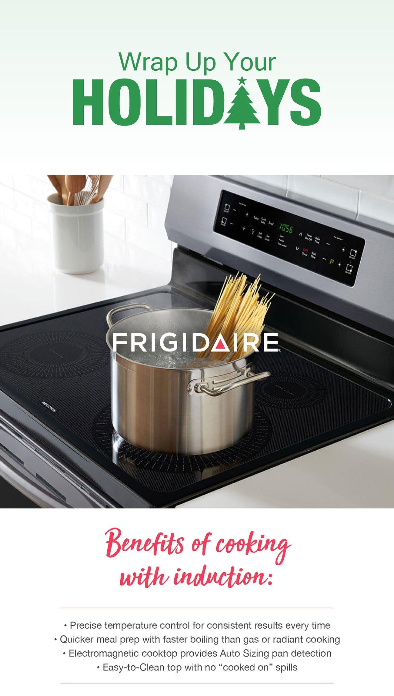 Frigidaire-induction