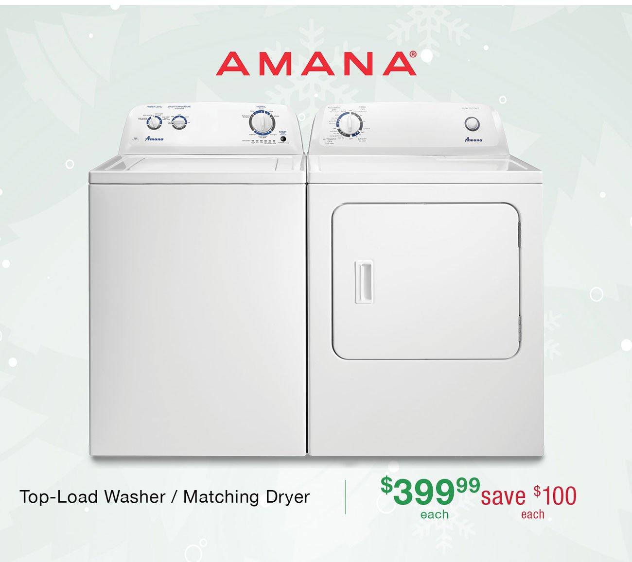 Amana-laundry-pair