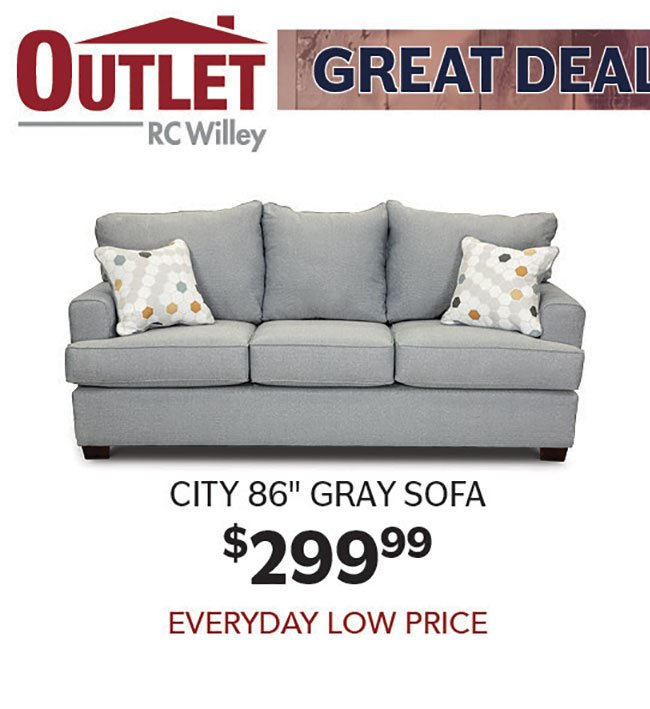 City-Gray-Sofa