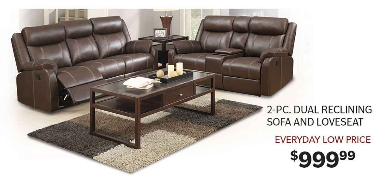 Dual-Reclining-Sofa-Loveseat