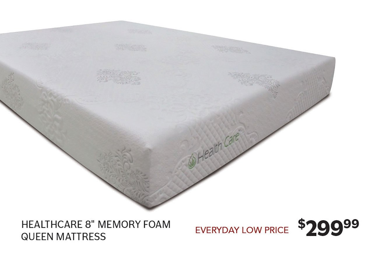 Healthcare-Memory-Foam-Queen-Mattress