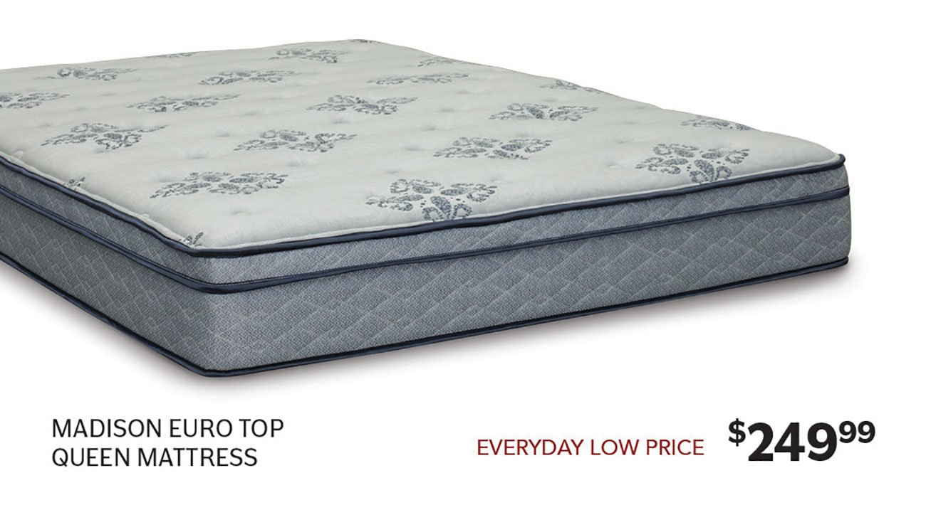 Madison-Euro-Top-Queen-Mattress