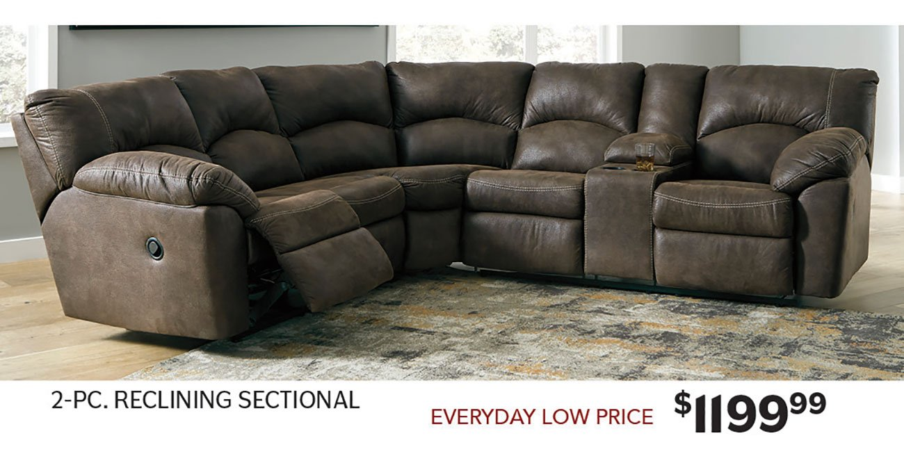Reclining-Sectional