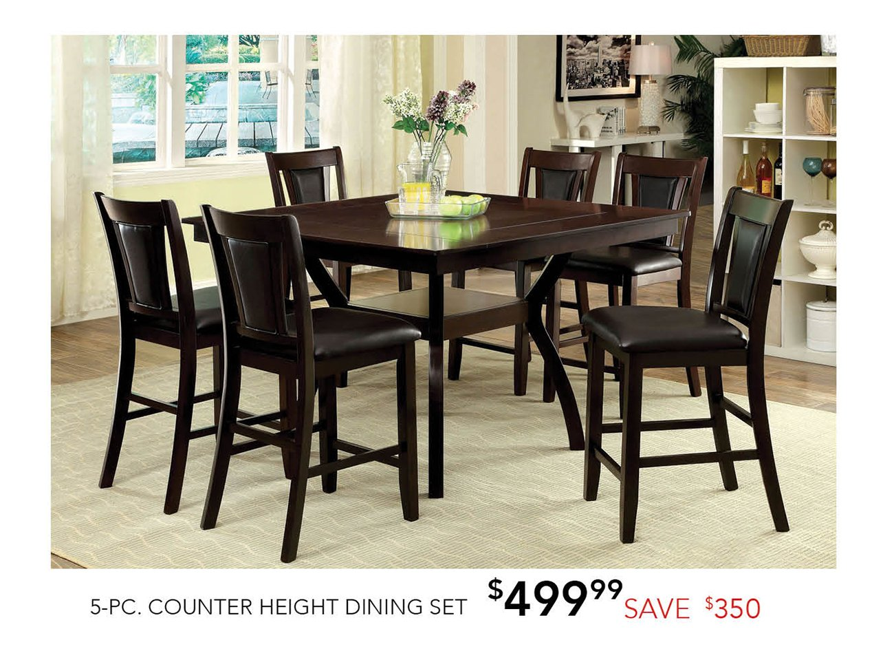 Counter-height-dining-set