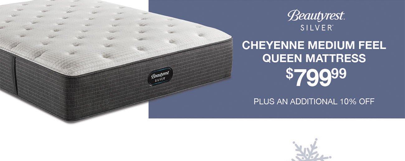 Beautyrest-Silver-Cheyenne-Medium-Queen-Mattress