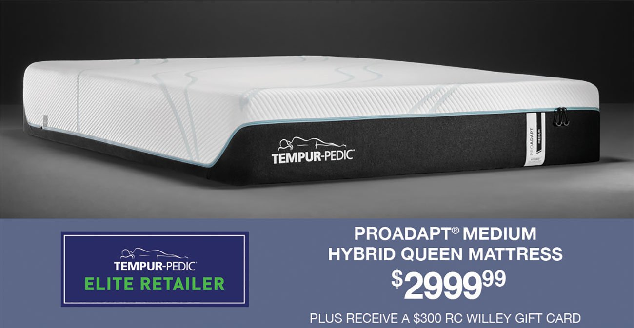 Tempur-Pedic-ProAdapt-Medium-Hybrid-Queen-Mattress