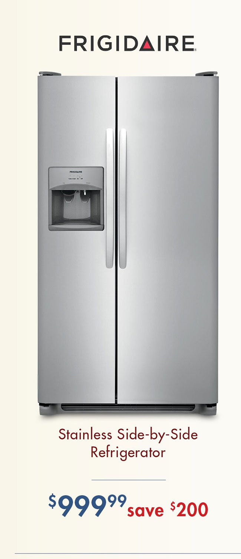 Frigidaire-side-by-side-refrigerator