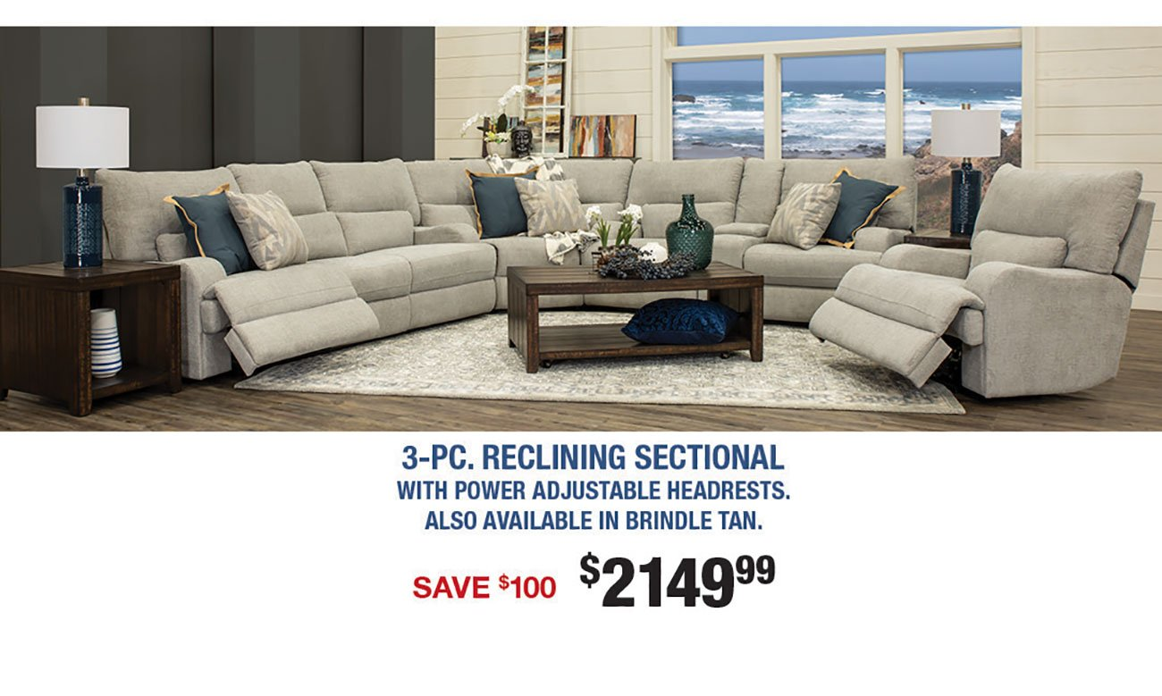 3-PC-Reclining-Sectional