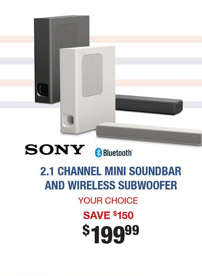 Sony-Mini-Soundbar-Wireless-Subwoofer