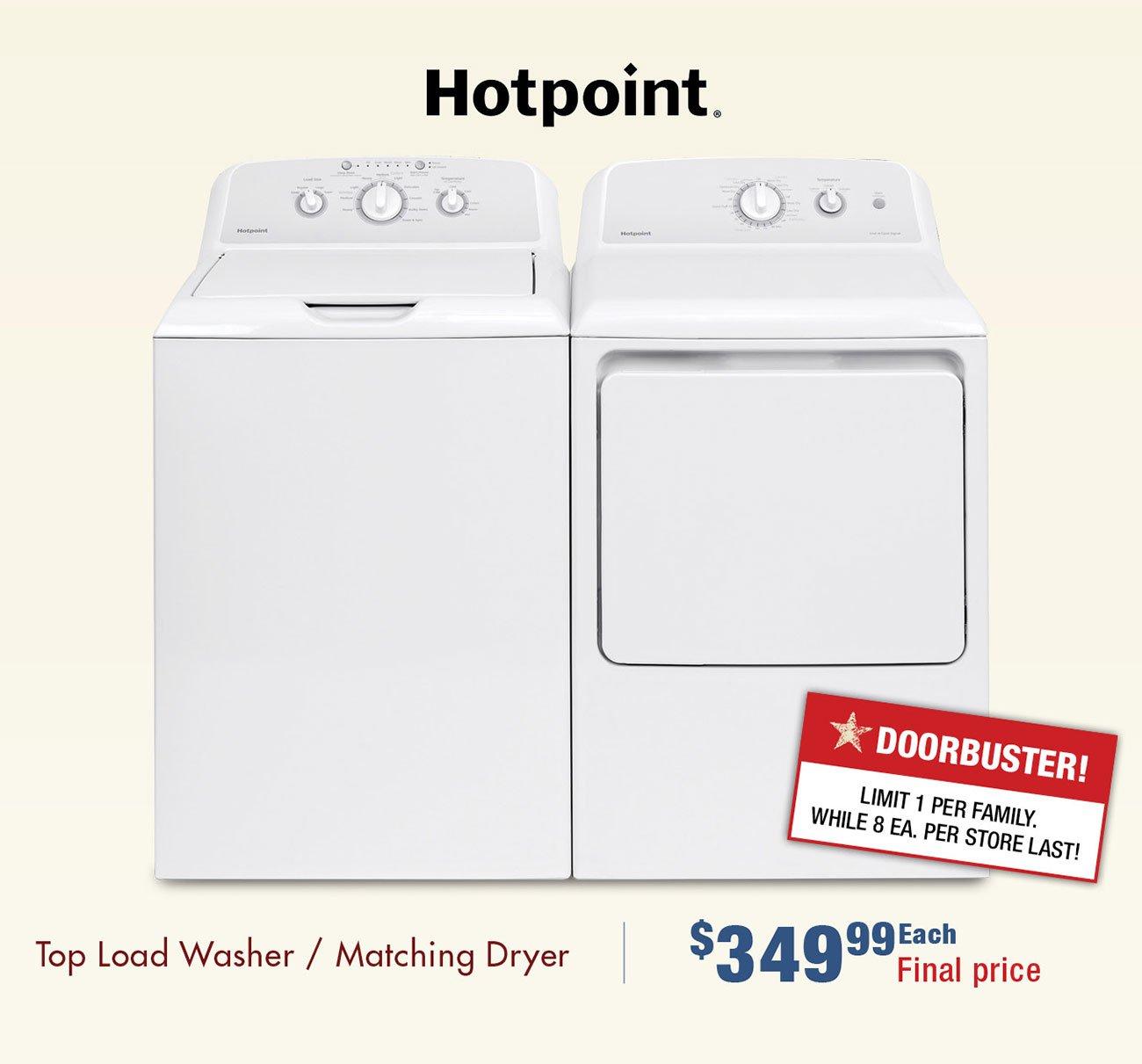 Hotpoint-laundry-pair