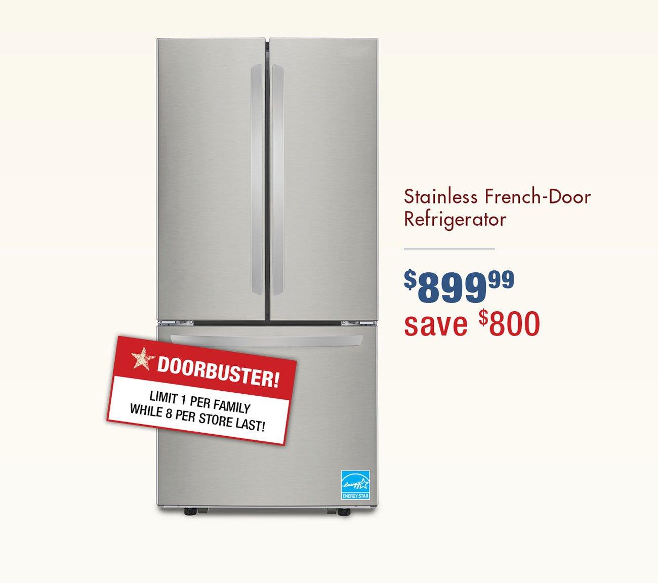 Stainless-refrigerator