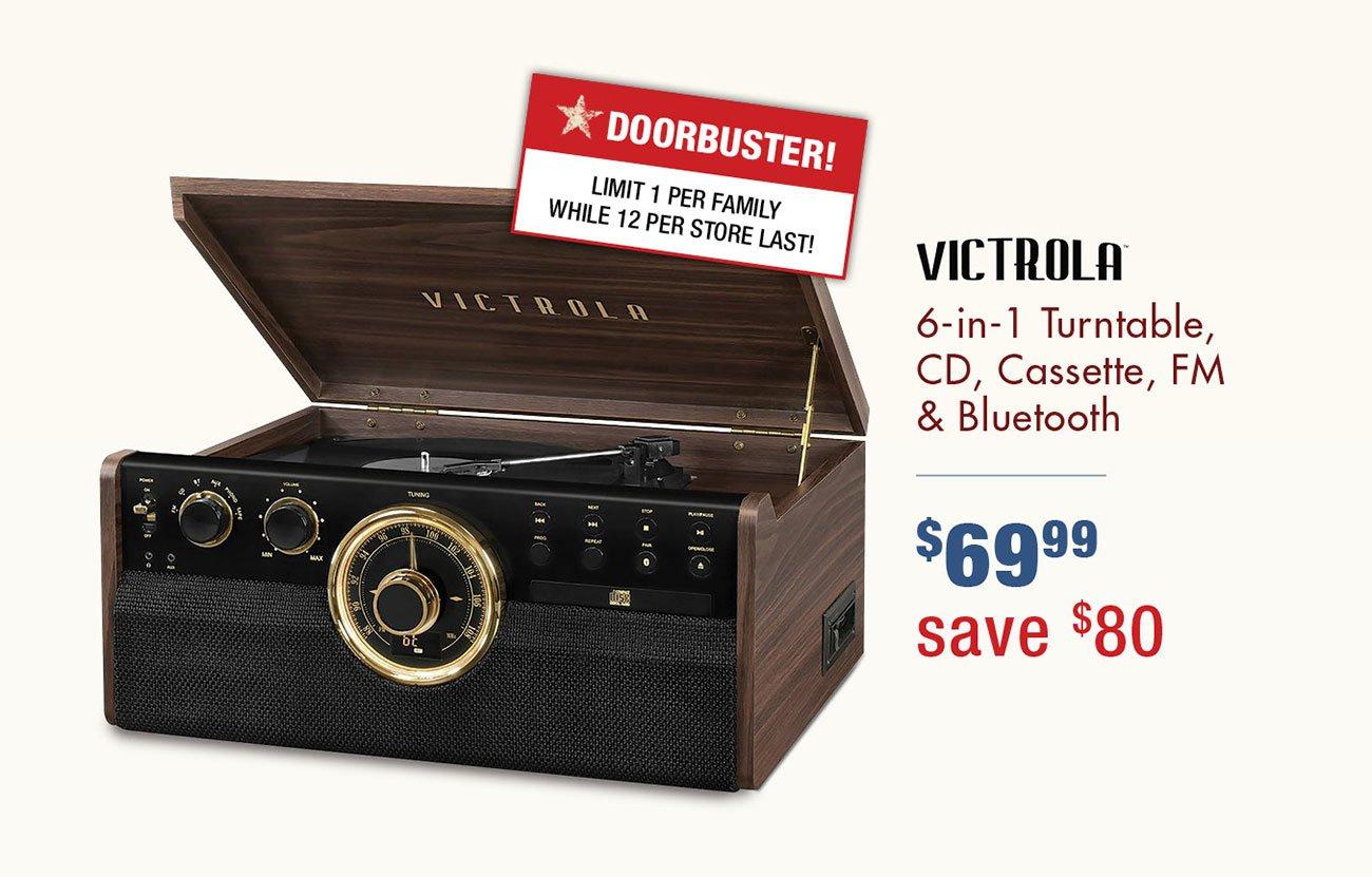 Victrola-turntable