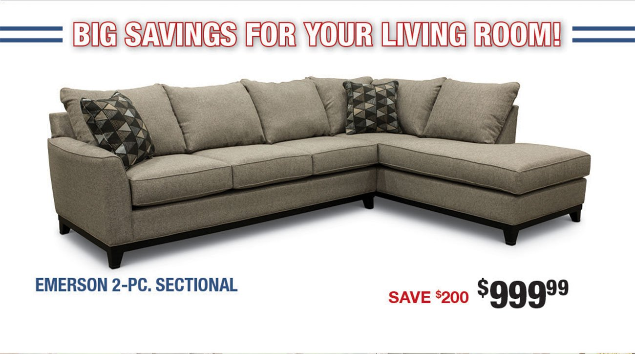 Emerson-Sectional